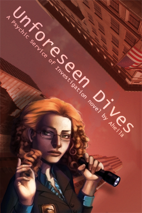Unforeseen Dives Cover